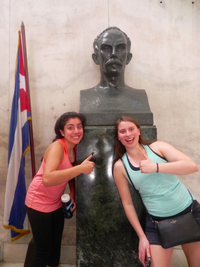 Revolutionary and father of the Cuban independence, José Martí